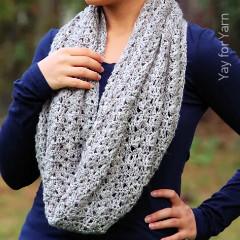 Boundless Cowl Free Crochet Pattern