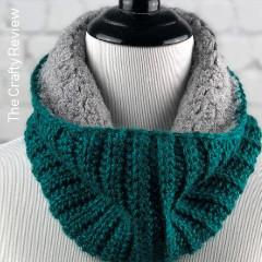 Comfy Cowl Crochet Pattern