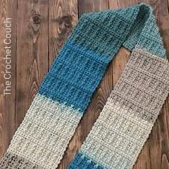 Hannah Kids Scarf Free Crochet Pattern