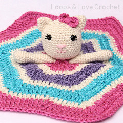 Kitty Lovey Free Crochet Pattern