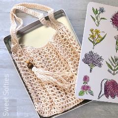 Free Mercer Market Bag Crochet Pattern