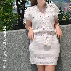 Free Crochet Dress Patterns: Pretty Spring Dress Crochet Pattern