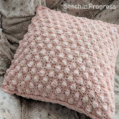 Puff Pillow Crochet Pattern