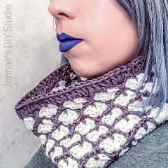 Sirena's Cowl Crochet Pattern