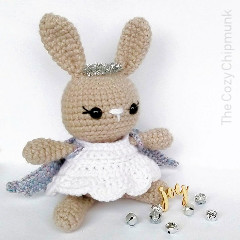 Angel Bunny Crochet Pattern