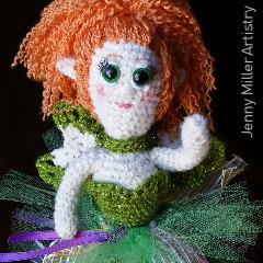 Fairy Doll Crochet Pattern