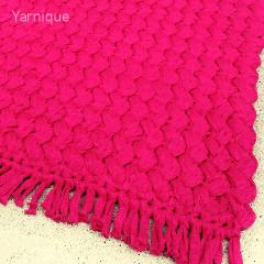 Fast Track Puff Mat Crochet Pattern