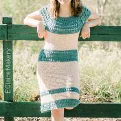 Free Crochet Dress Patterns: Summer Breeze Dress Crochet Pattern