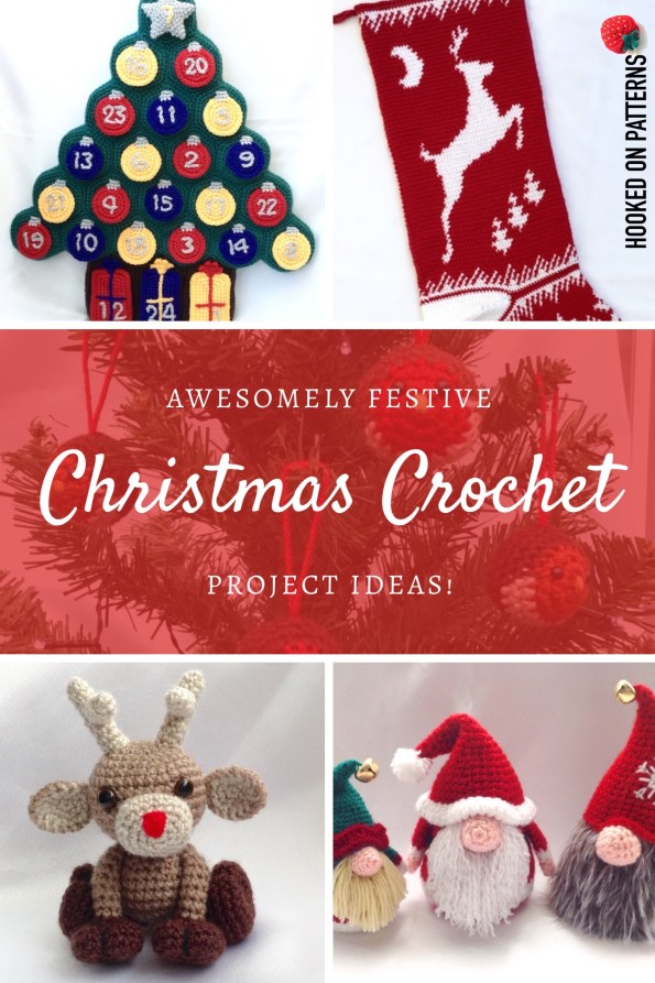 Christmas Crochet Ideas Sure To Bring Your Cheer!