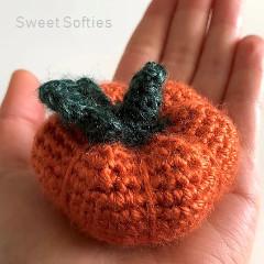 Free Baby Pumpkin Crochet Pattern