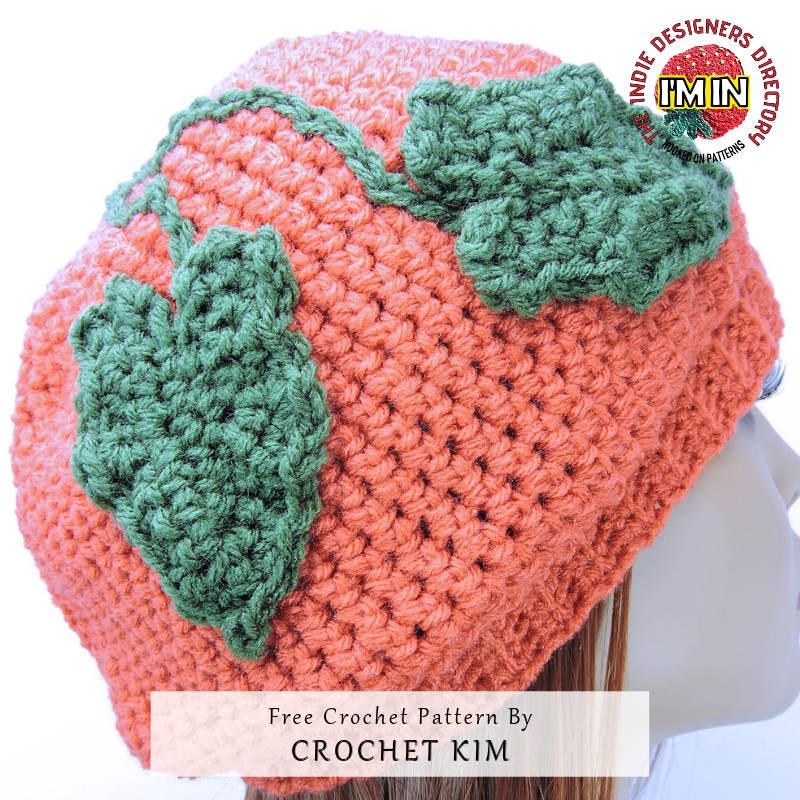 Pumpkin Beanie Hat