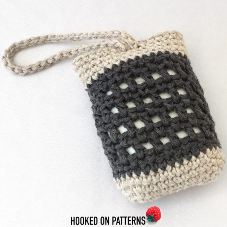 Free Crochet Soap Scrub Pattern