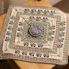 Garden of Roses Free Crochet Pattern