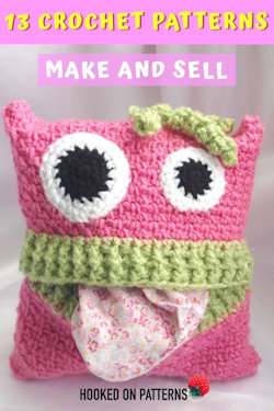 Crafts To Make And Sell - Crochet Patterns To Sell At A Craft Fair