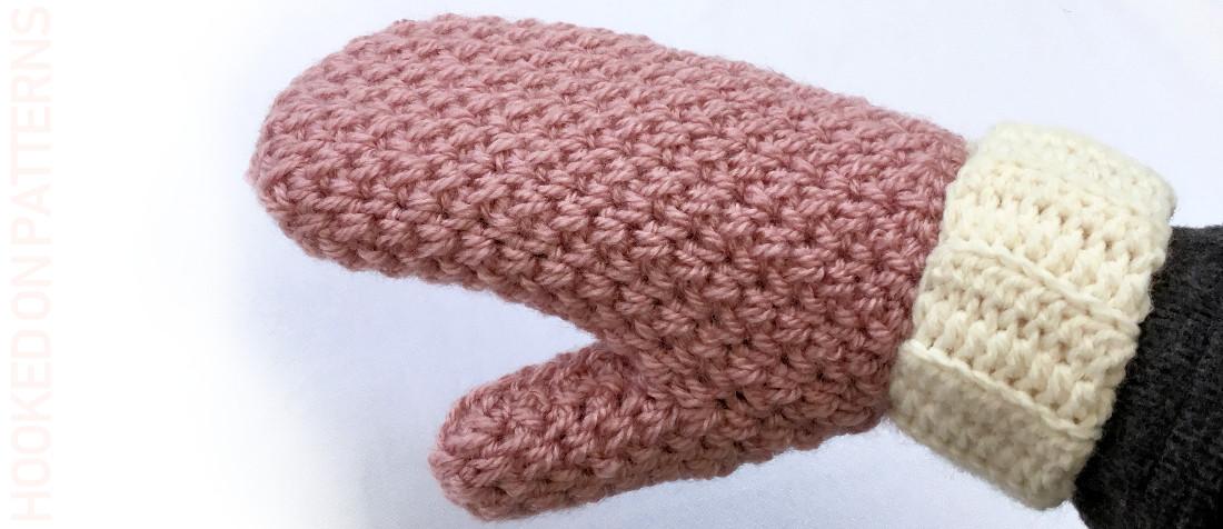 Free Mittens Crochet Pattern