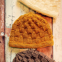 Unley Chill Beanie Free Crochet Pattern