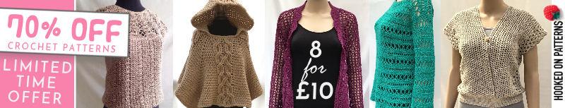 Flash Sale Ladies Wear Crochet Patterns