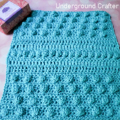 Scrub-a-Doodle-Do Washcloth Free Crochet Pattern