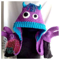 New Crochet Patterns - Snuggle Monsters Crochet Pattern