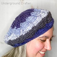 Crochet Beret Free Crochet Pattern