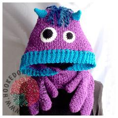 Snuggle Monsters Crochet Pattern