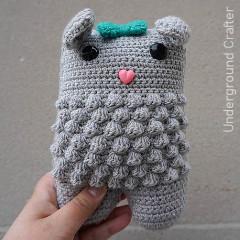 Sunny the Sheep Free Crochet Pattern