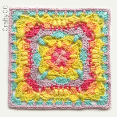 The Millie Square Free Crochet Pattern