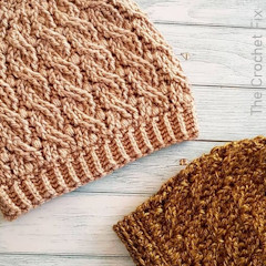 As You Are Beanie Free Crochet Pattern