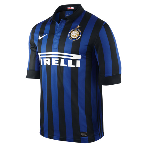 outlet store 11e57 551a3 Inter Milan Home Jersey 2011/12
