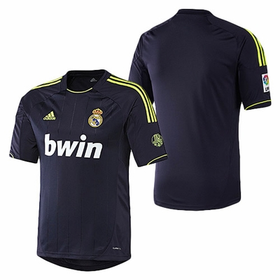Real Madrid Away 2012/13