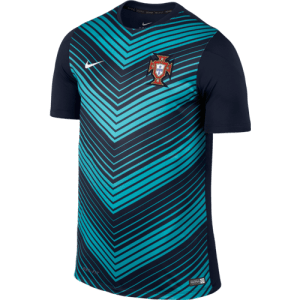 Portugal 2014 Squad Premium Top