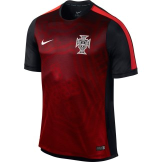 ced6673c76d Nike Portugal 2015 Pre-Match Training Jersey