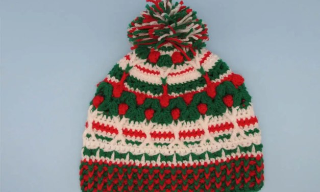 Ugly Christmas Sweater Beenie
