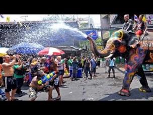 Koh samui - Thailand,Songkran Festival,welcome!