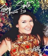 kelly jones - kissing santa on christmas eve
