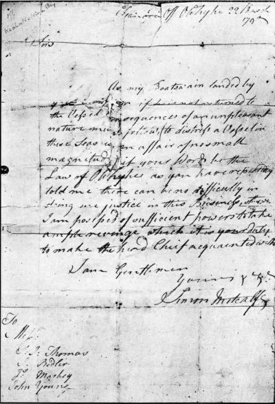 Simon_Metcalfe_Letter_Concerning_John_Young-03-22-1790-400