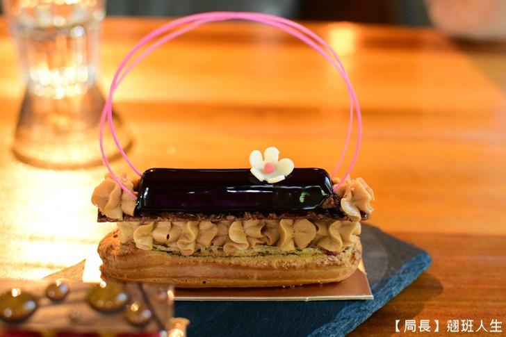 【宜蘭/冬山】C'est Bon散步小河岸法式甜點@沒預約就吃不到會令人頭皮發麻的紅莓閃電,經典檸檬塔必點!