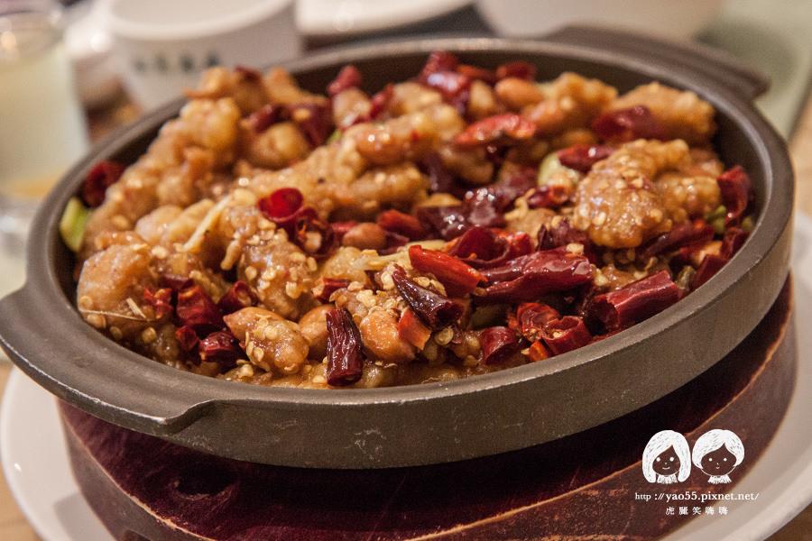 慈香庭 旗艦店(高雄素食推薦)宮保雞丁竟然是素食!吃不出是素的熱炒和港點
