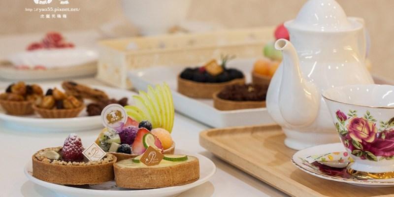 Queen House法式手工甜點(台南美食)夢幻下午茶!融化少女心的幸福感