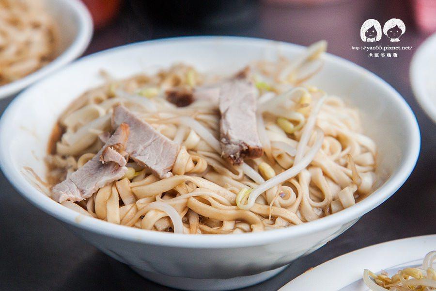 鄭家陽春麵(旗山美食)一吃上癮的古早味!簡單才是王道的特調醬底和Q麵