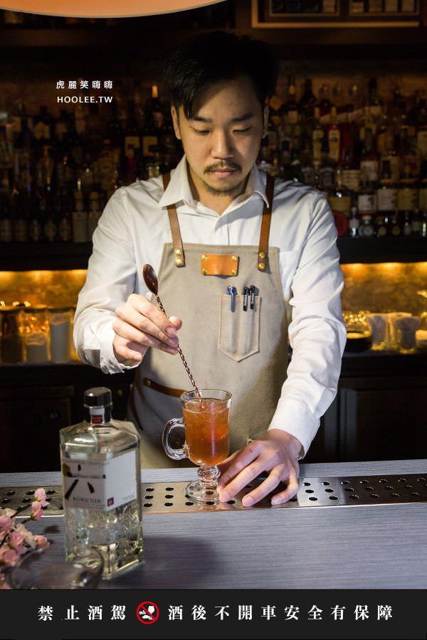六ROKU日本頂級琴酒 六ROKU體驗月 酒吧賞櫻去 上善若水 ROKU Cobbler Punch NT$320