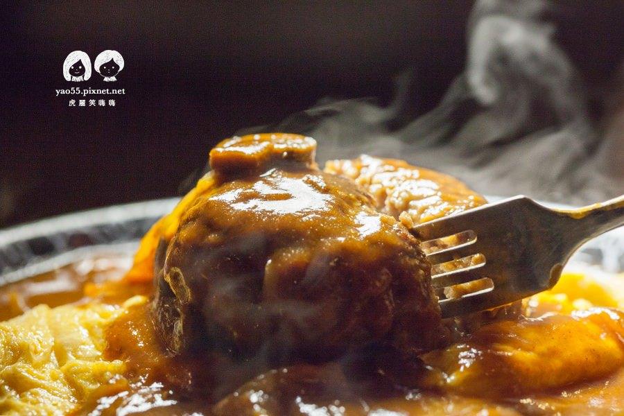 森本日式和風洋食堂(高雄美食)最愛吃漢堡排!當日現做美味料理