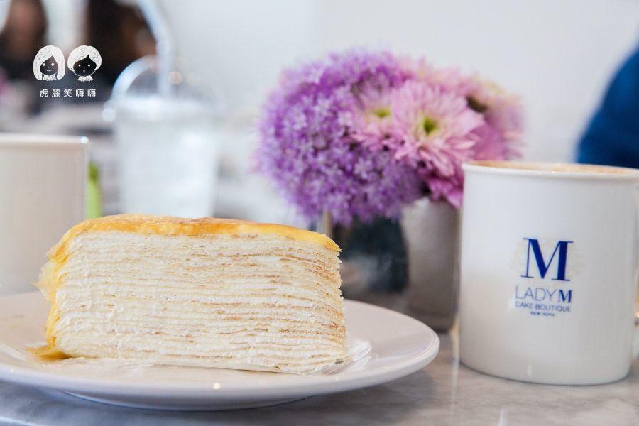 【美食】韓國|必吃甜點!Lady M Cake,4款夢幻千層蛋糕(梨泰院已歇業)