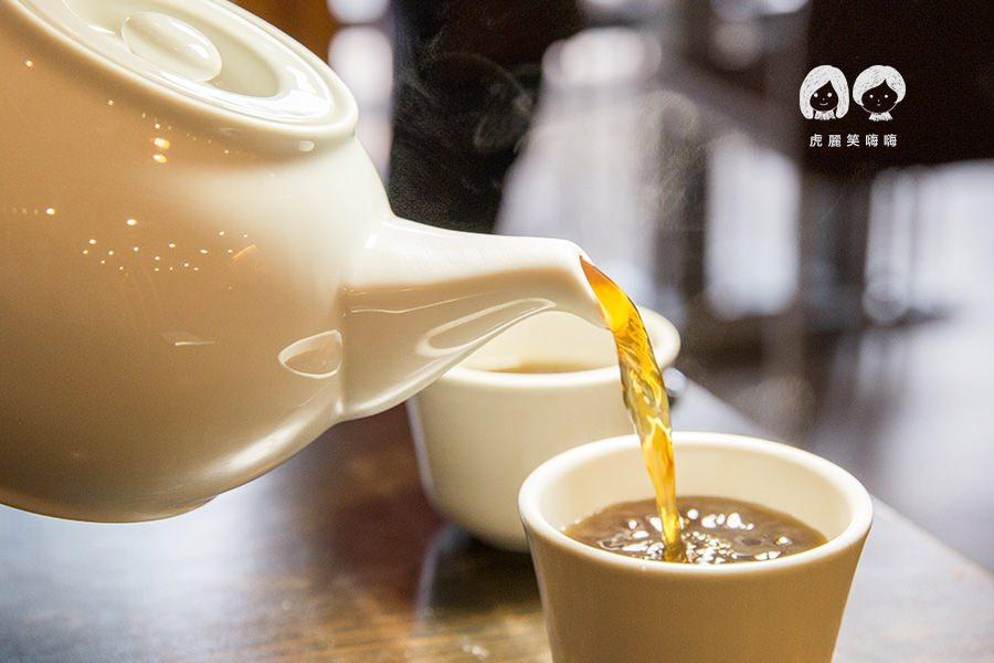 穩記 港式飲茶 鳳山 文衡店 桂圓紅棗茶 NTD180