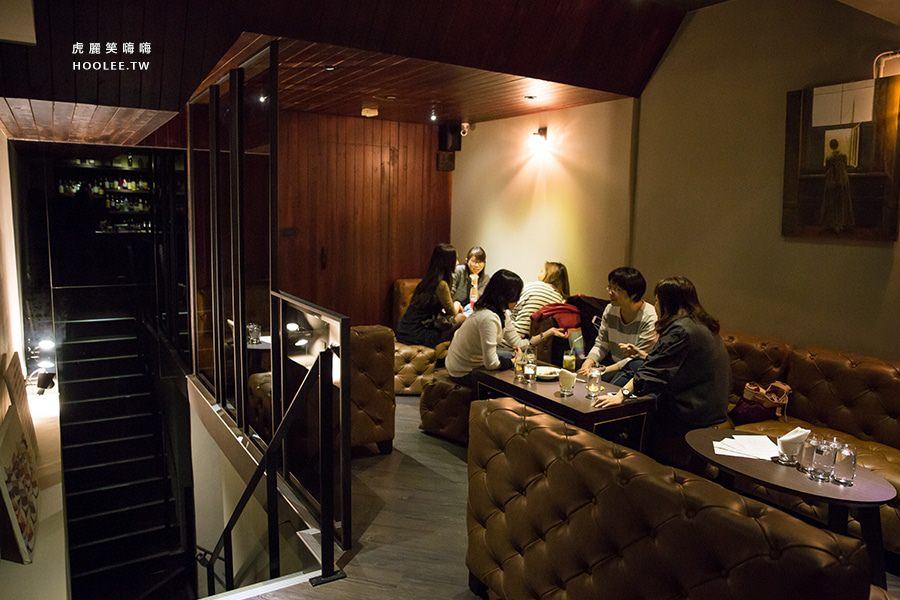 LIM Saloon 酒吧 二樓
