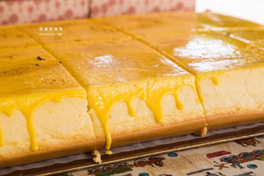 朵玫絲甜點森林(高雄)炙燒蜂蜜起士蛋糕,超犯規的甜蜜滋味