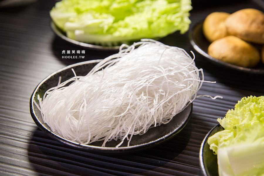 五鮮級火鍋 鼓山 冬粉 NT$15