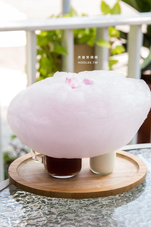 雅米廚房 高雄 雲朵鮮奶茶 (冰/熱) NT$100