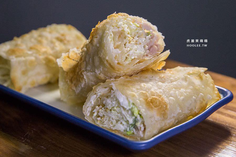 劉記湯包食堂 雞肉捲餅 NT$85