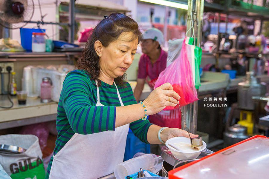 新關仔角夜市 Anjung Gurney 檳城美食 80號 豆水豆花